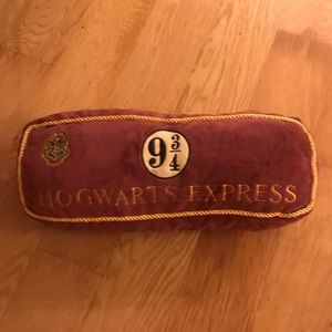 Harry Potter Hogwarts pillow